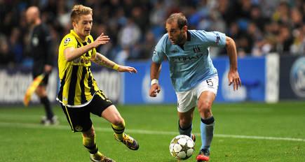 Último duelo entre ambos conjuntos. /Twitter: Borussia Dortmund oficial