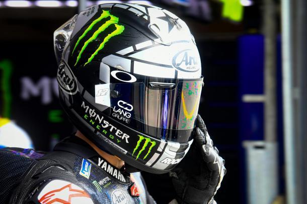 Viñales, con un tiempo de, fue segundo. Imagen: MotoGP