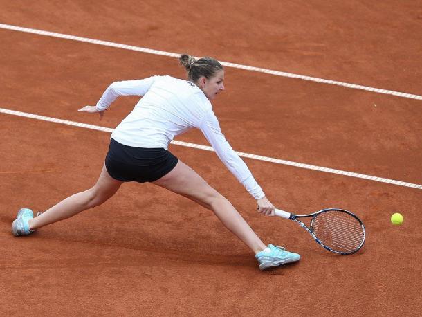 Pliskova remains solid | Photo: Pavel Lebeda