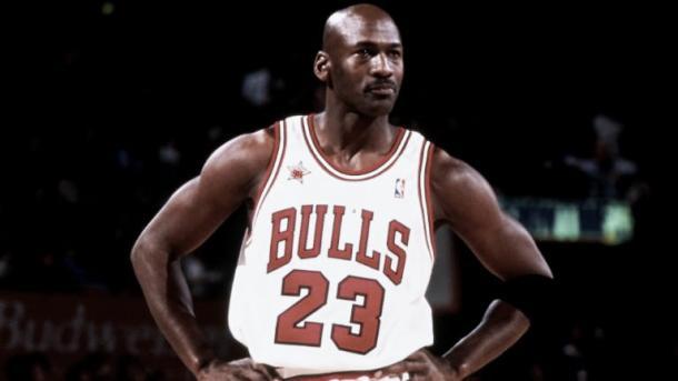 Jordan. Jugador mejor pagado en 1996