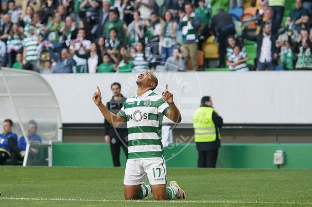 João Mário tem sido essencial na dinâmica de jogo do Sporting | Foto: Facebook Oficial Sporting CP