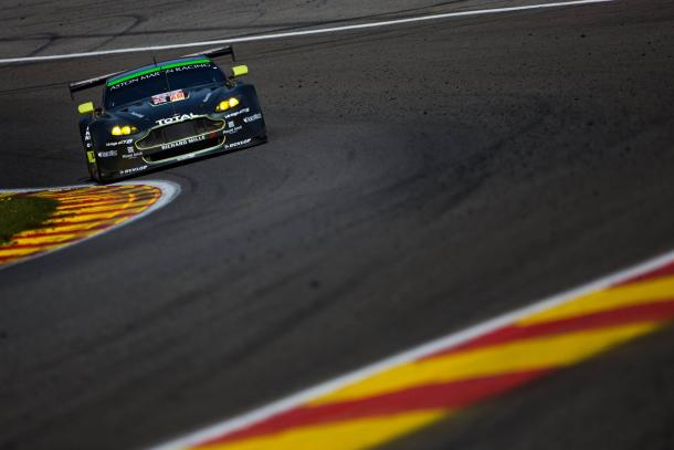 Aston Martin vence na classe GTE-AM. (Foto: AMR)