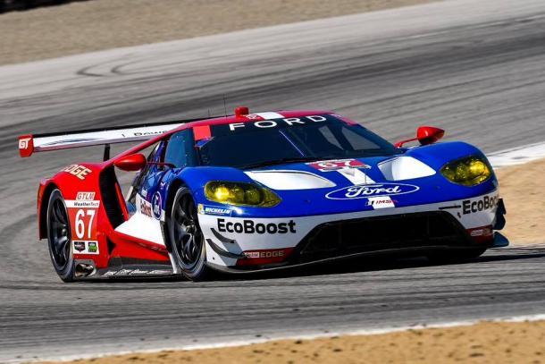 Ford vence a primeira após seu retorno as competições de forma oficial. (Foto: Ford Performance)