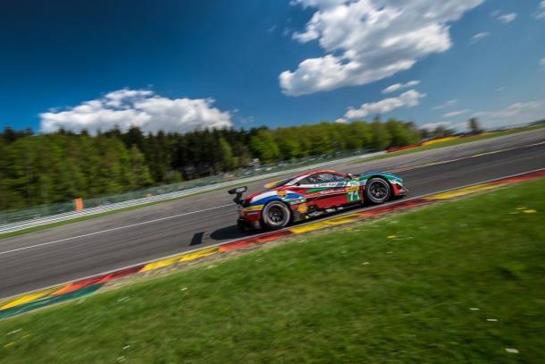 Ferrari vence mais uma na classe GTE-PRO. (Foto: FIAWEC)