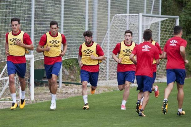 De izquierda a derecha, Bernardo, Iraizoz y Carles Planas. | Foto: demoefe.ikuna.com