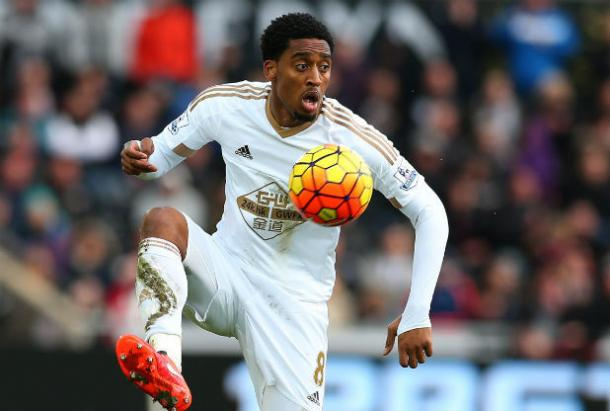 Leroy Fer deserves to start against the Cherries. | Photo: South Wales Evening Post