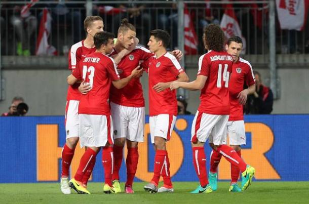 Austria - Malta | Foto: Das Nationalteam