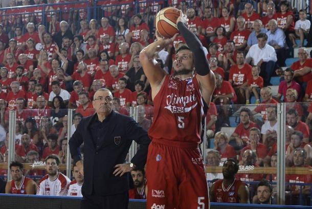 Alessandro Gentile, olimpiamilano.com