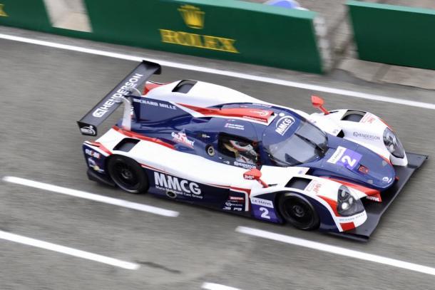 Martin Brundle já venceu as 24 horas de Le Mans com o Jaguar em 1990. (Foto: United Autosports)