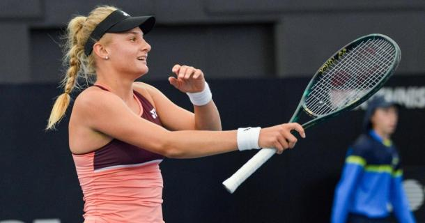 Yastremska will look to equal her career-best showing at Melbourne Park/Photo: Brenton Edwards/AFP