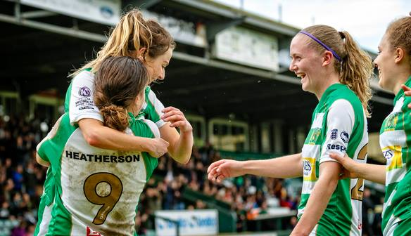 Can Yeovil maintain their status as the pacesetters? (Photo: Yeovil Town LFC)