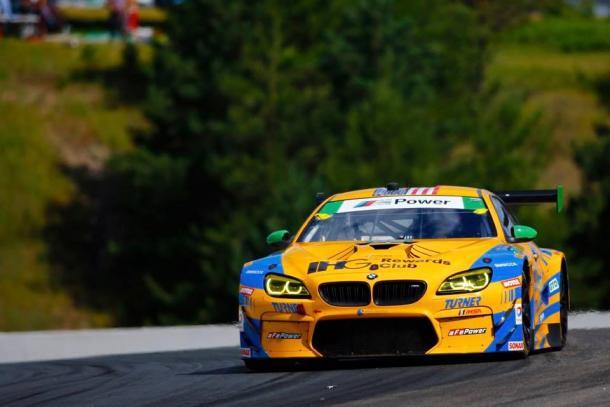 BMW da Turner Motorsports vence na GTD. (Foto: Divulgação equipe)