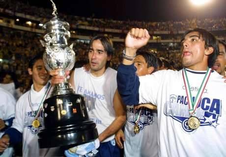 Pachuca Campeón Invierno 2001