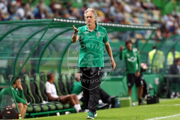 JJ já assumiu que o Sporting quer o título. | Foto: Facebook Oficial Sporting CP