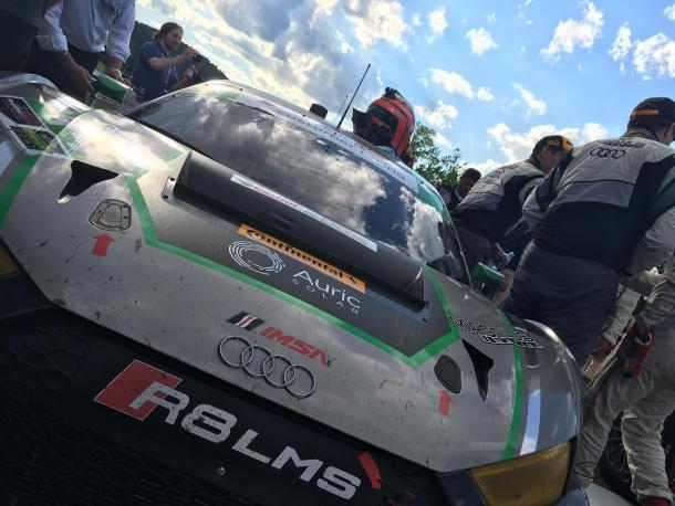 Magnuns Racing vence na classe GTD. (Foto: Divulgação equipe)