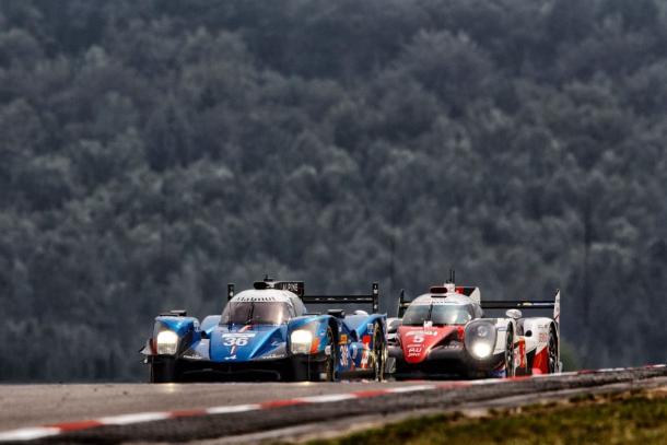 Alpine vence terceira do ano na classe LMP2. (Foto: FIAWEC)