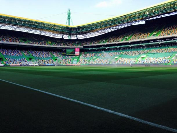 A casa vai encher esta tarde | Foto: Facebook Oficial Sporting CP