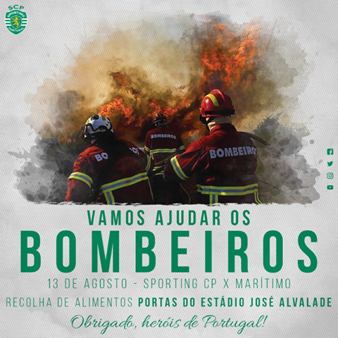  Foto: Facebook Oficial Sporting CP