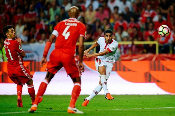 O Braga esteve muito perto do empate // Foto: Facebook do SC Braga