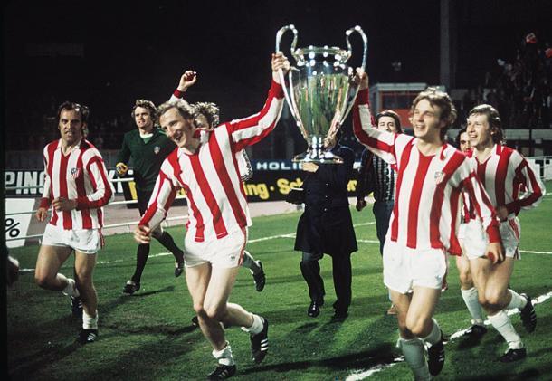 El Bayern campeón de 1974. Foto: google