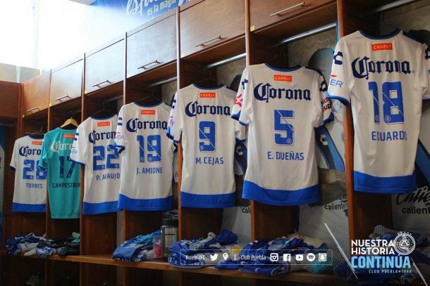 | Foto: Puebla FC Twitter
