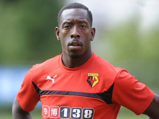 The defender has been training with Watford this summer (Photo: Getty Images)