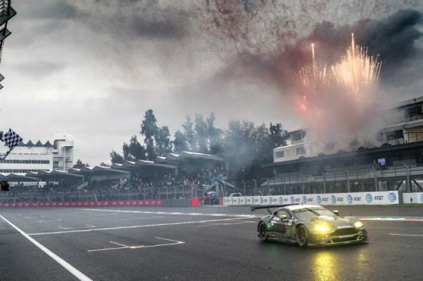Aston Martin vence na GTE-PRO. (Foto: Adernalmedia)