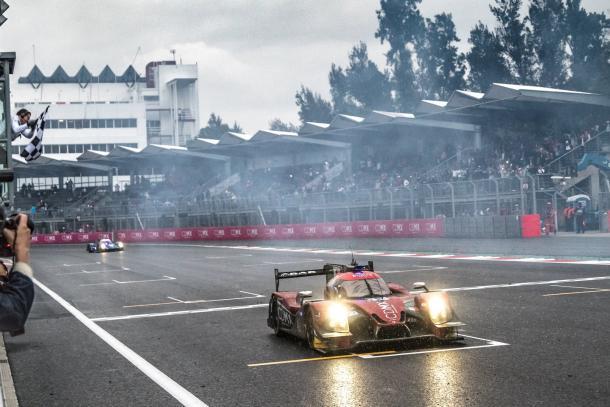 RGR Sport vence na classe LMP2. (Foto: FIAWEC)