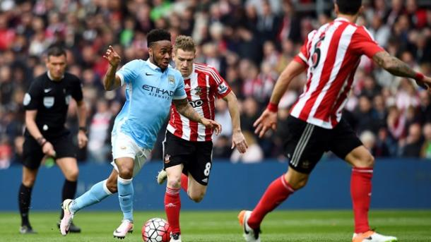 Alta intensità al St. Mary | Foto: premierleague.com