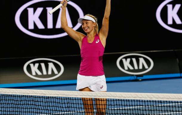 Fotografía. Australian Open