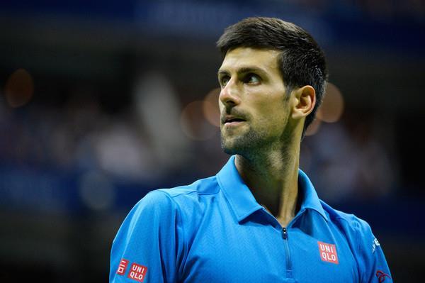 Lo sguardo di Nole - Fonte: Novak Djokovic fan club