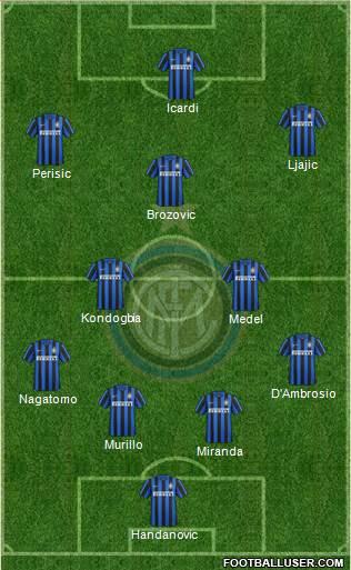 4-2-3-1, con Ljajic - Foto: footballuser.com