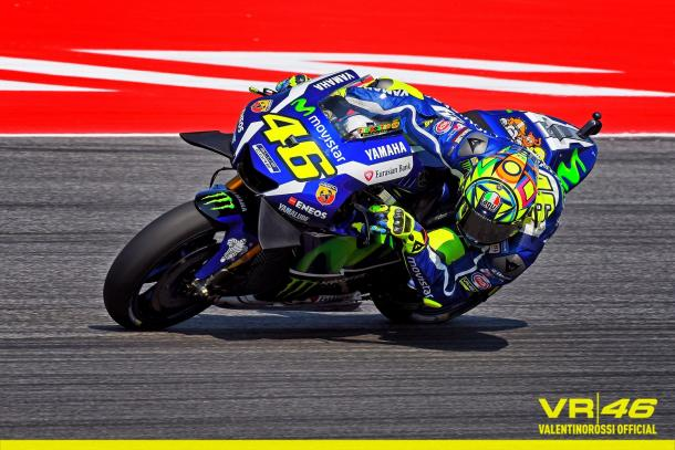 Rossi quickest during Free Practice 1 at Misano - www.facebook.com (Valentino Rossi)