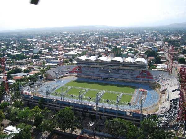 Estadio Rafael Agustín Tovar