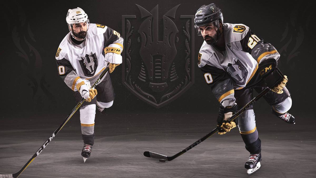 Equipación local y visitante | Vegas Golden Knights