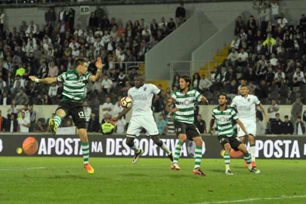 Foto: Facebook do Vitória Sport Clube