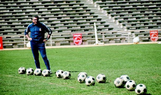 Miguel Muñoz, el técnico más laureado en la historia del Real Madrid