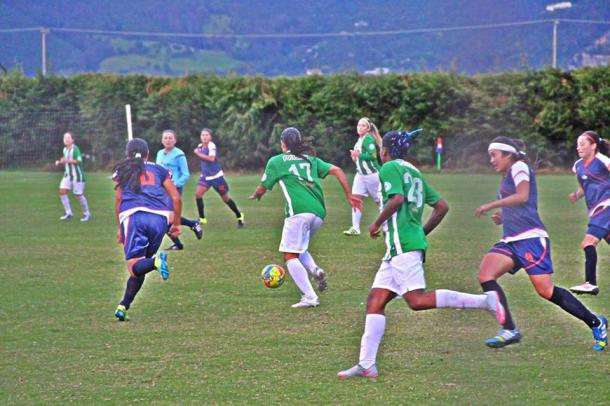 Nacional competirá en la Liga Femenina Colombiana.   Foto: Renata Arango