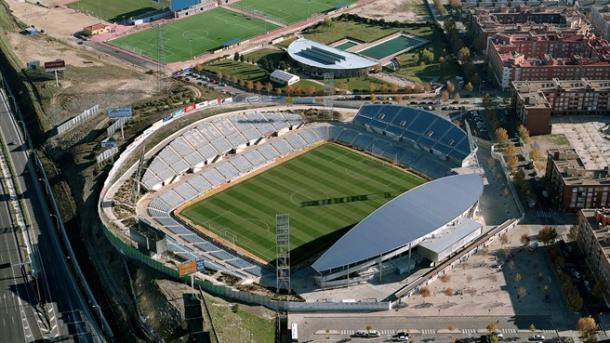 El Coliseum Alfonso Pérez de Getafe. | Foto: UEFA