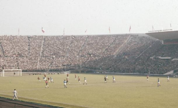 Mundial Chile 1962 | Foto: (Chile) Acervo de Mario Castro Avaria y Familia