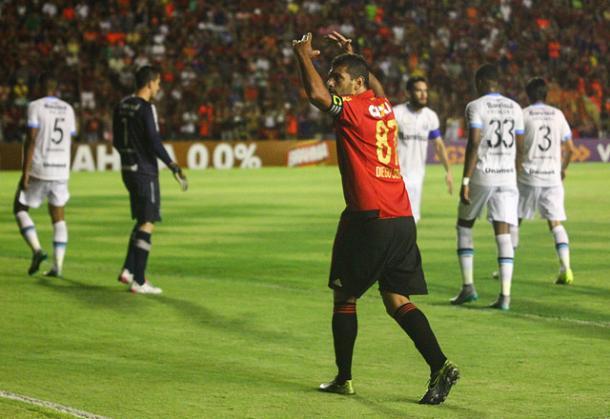 Diego é um dos principais nomes do setor ofensivo (Foto: Williams Aguiar/Sport)