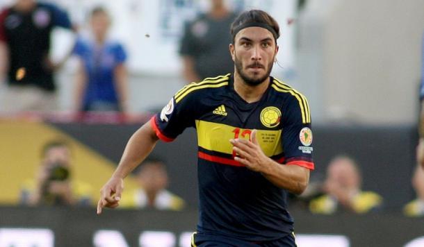 Pérez deberá mejorar su nivel si quiere volver a ser titular en la Selección Colombia| Foto. Caracol