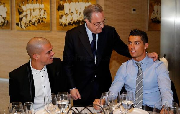 (Foto: Facebook Oficial Real Madrid FC)