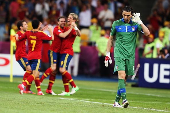 La Eurocopa se le resistió en 2012. // Foto: Getty Images