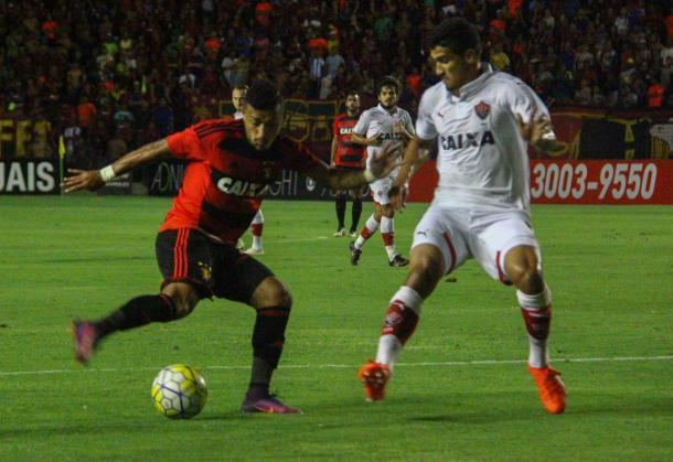 Pernambucanos valorizam resultado e consolidam triunfo (Foto: Williams Aguiar/Sport