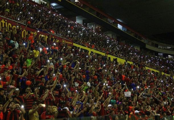 Expectativa é de casa cheia no confronto de encerramento do Campeonato Brasileiro (Foto: Williams Aguiar/Sport)