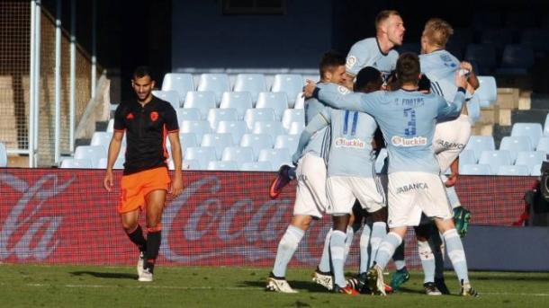 Nell'ultimo precedente in campionato 2-1 per il Celta Vigo contro il Valencia