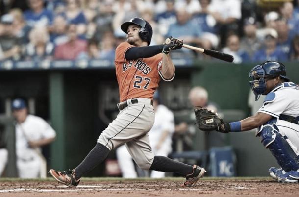 Altuve es el corazón ofensivo de los Astros / Foto: MLB.