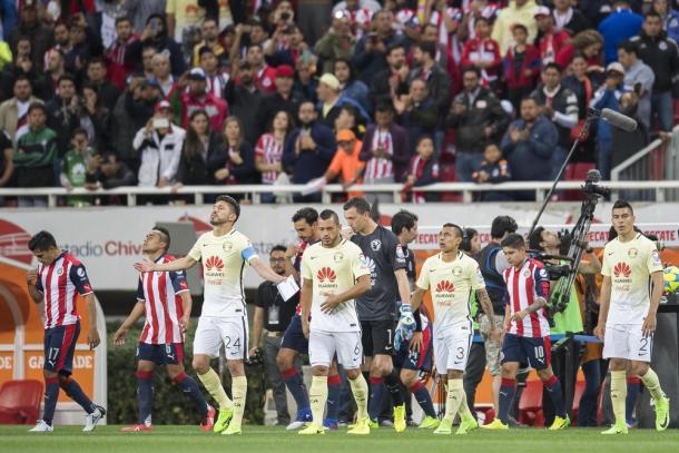 Chivas vs América del Clausura 2017 | Foto: Chivas Pasión