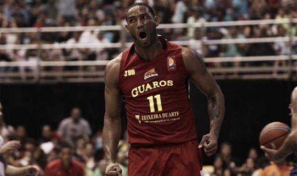 Bethelmy fue pieza fundamental para Guaros / Foto: Líder Deportes.